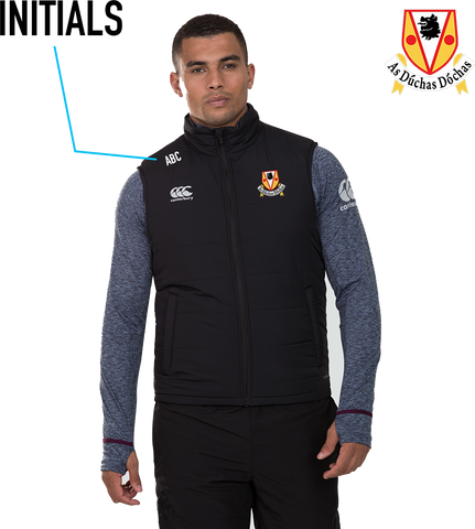 Newcastle West RFC Thermoreg Pro II Bodywarmer