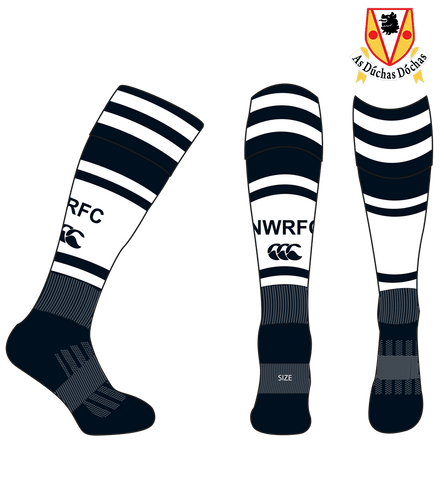 Newcastle West RFC Team Socks **NOW IN STOCK**
