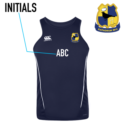 Rathdrum RFC Team Dry Gym Singlet