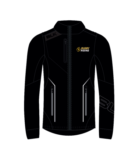 Rugby Rising BLK Carbon Pro Jacket