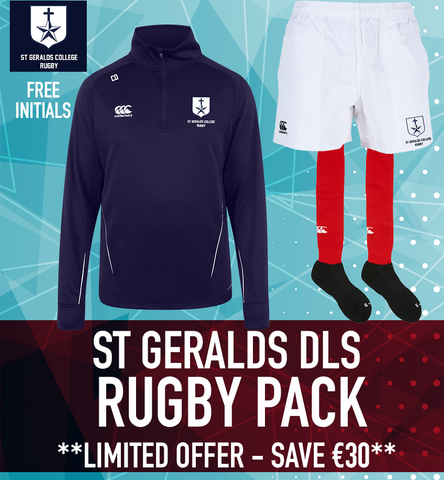 St Geralds DLS Rugby Player Pack