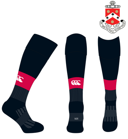 The High School Rugby Team Socks