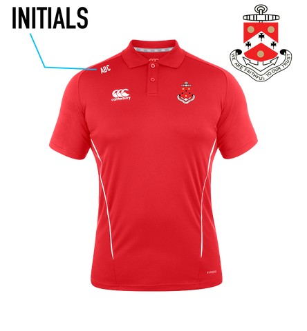 The High School Team Dry Adult Polo Shirt