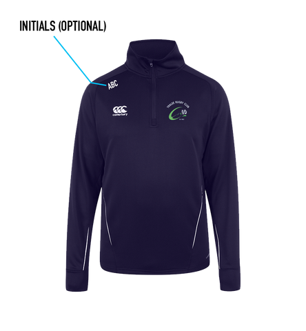 Tralee RFC Canterbury Team 1/4 Zip Mid Layer