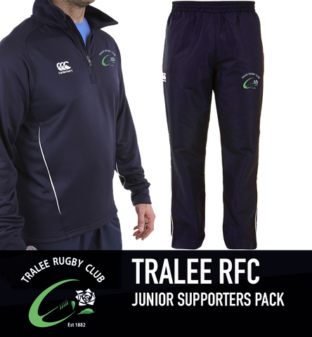 Tralee RFC Junior Supporters Tour Pack - Limited Edition