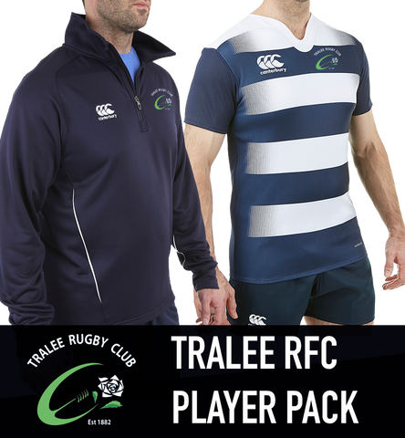 Tralee RFC Player Pack - Limited Edition