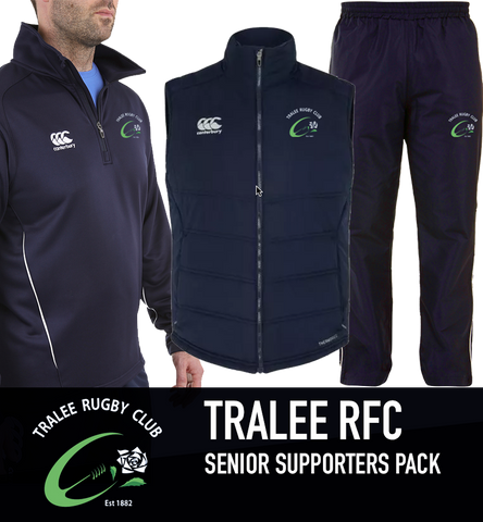 Tralee RFC Senior Supporters Tour Pack - Limited Edition