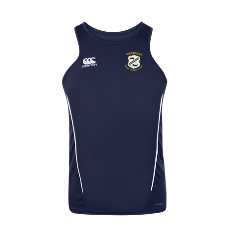 Westport RFC Canterbury Team Gym Singlet