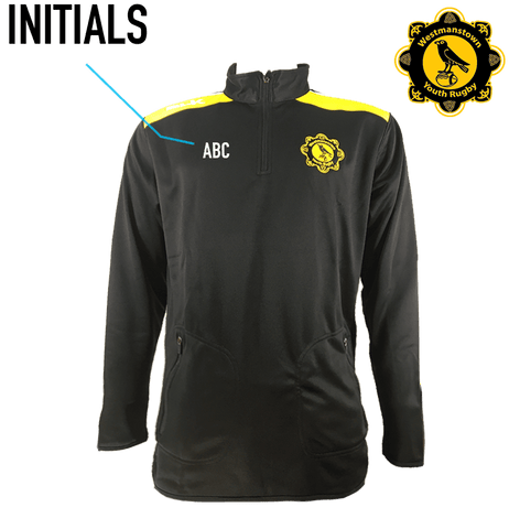 Westmanstown RFC 1/4 Zip Top *Limited Edition*