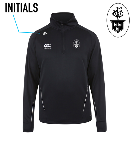 Wanderers F.C. Team 1/4 Zip Mid Layer