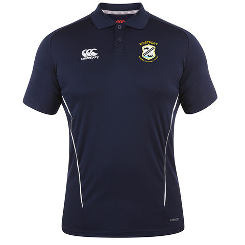 Westport RFC Canterbury Team Adult Polo Shirt
