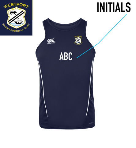 Westport RFC Team Dry Gym Singlet