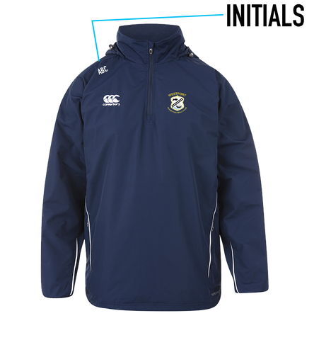 Westport RFC Full Zip Adult Rain Jacket