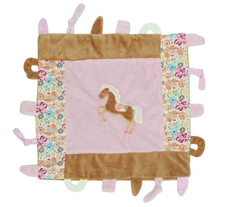Horse Multifunction Blankie