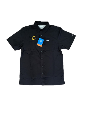 "Men's PFG ""C"" Camp Shirt"