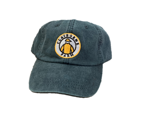 Claiborne Silks Patch Hat