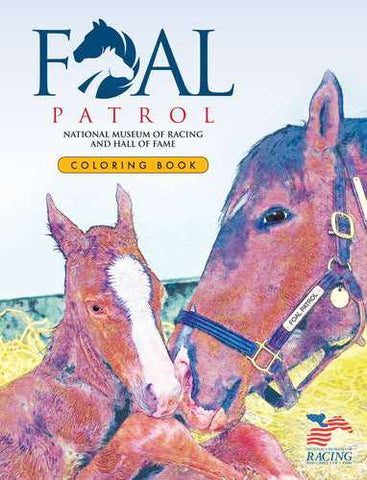 Foal Patrol Coloring Book