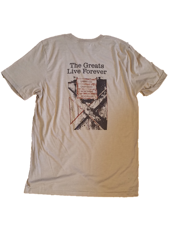 Greats Live Forever T-Shirt