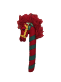 Horse Candy Cane Ornament