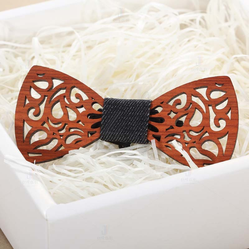 The Everyday Wooden Bow Tie