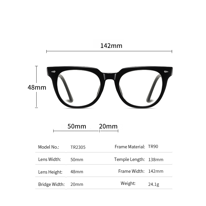 Tortoise - Unisex Blue Light Filtering Glasses (High-grade)