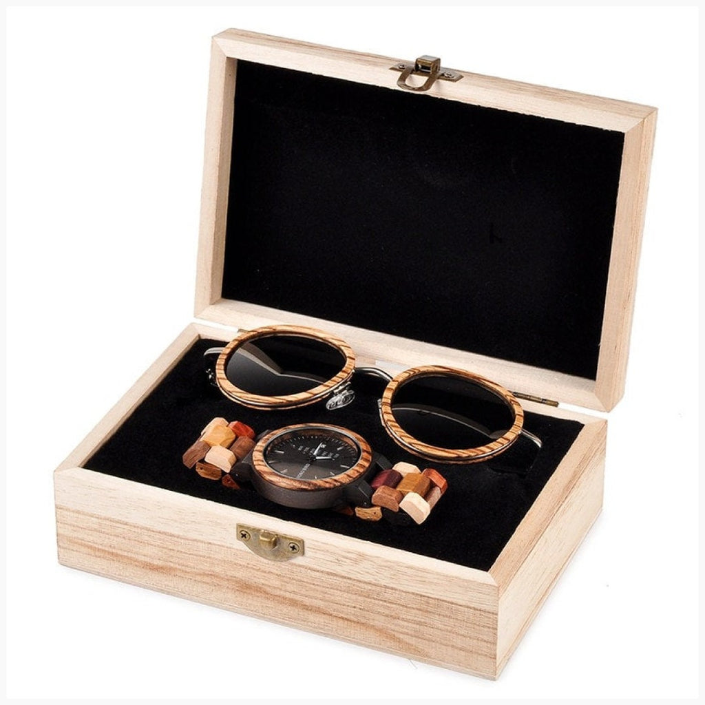 The Everyday Woman's Wooden Watch Bundle