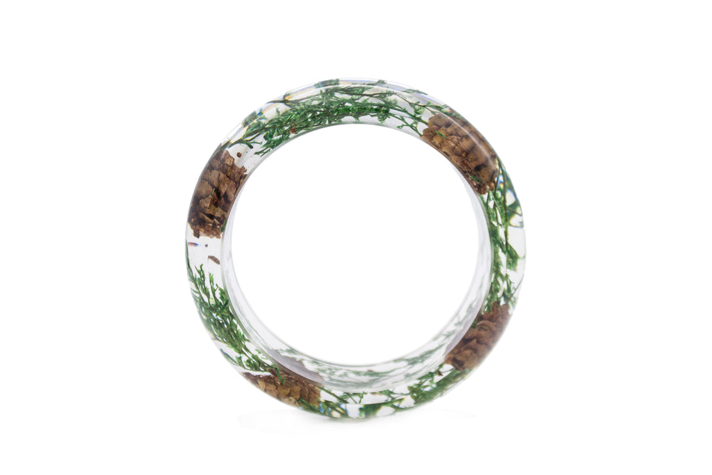 Deep Forest Botanist Cuff - Analog Watch Co.