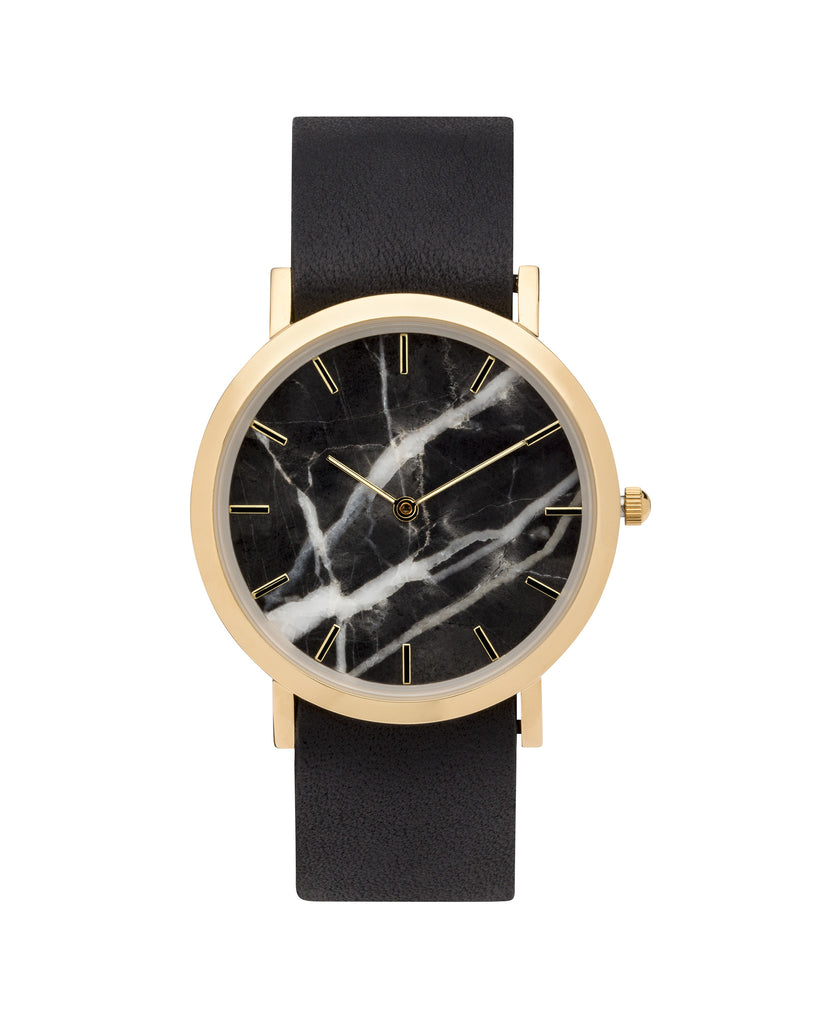 co wo watch front black watches white circular com marble mason analog sb