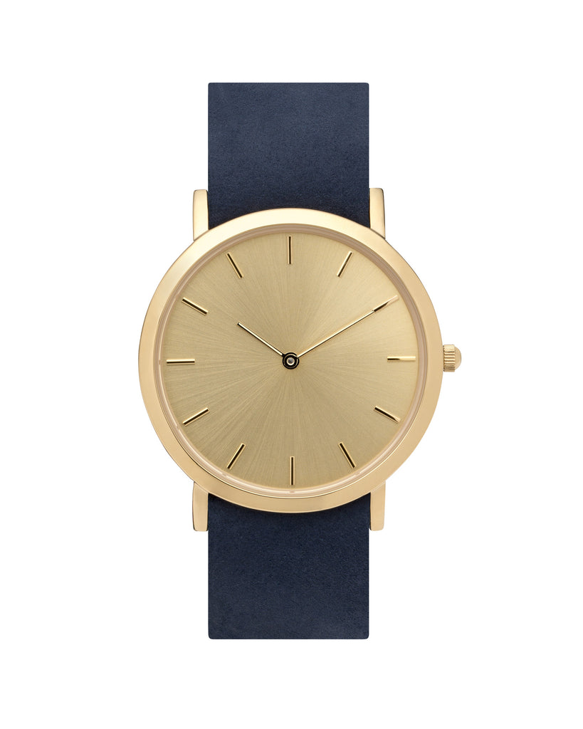 Gold Classic Watch
