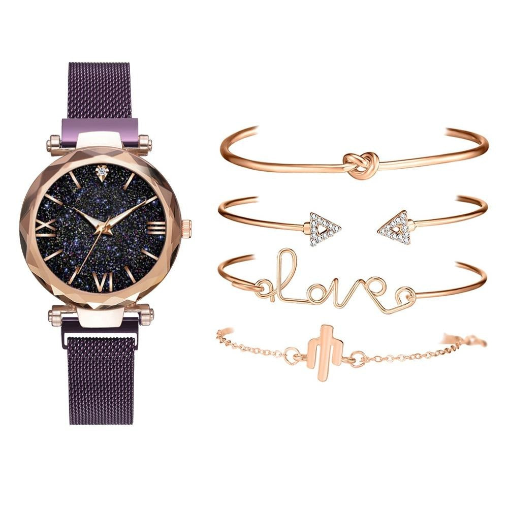 The Everyday Luxury Womans Watch