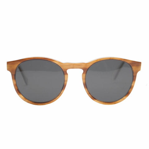 Kennedy Acetate & Wood Sunglasses