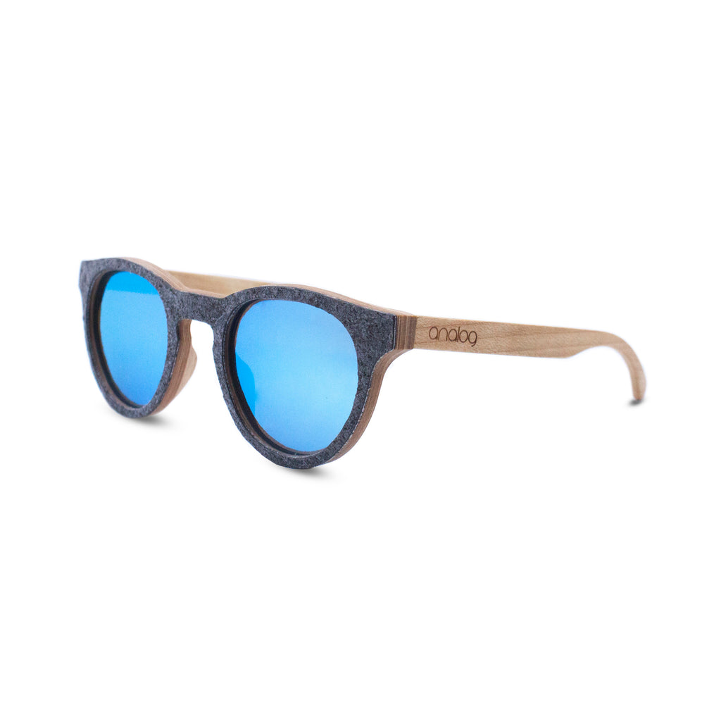 Jasper Wood and Mica Stone Sunglasses - Analog Watch Co.
