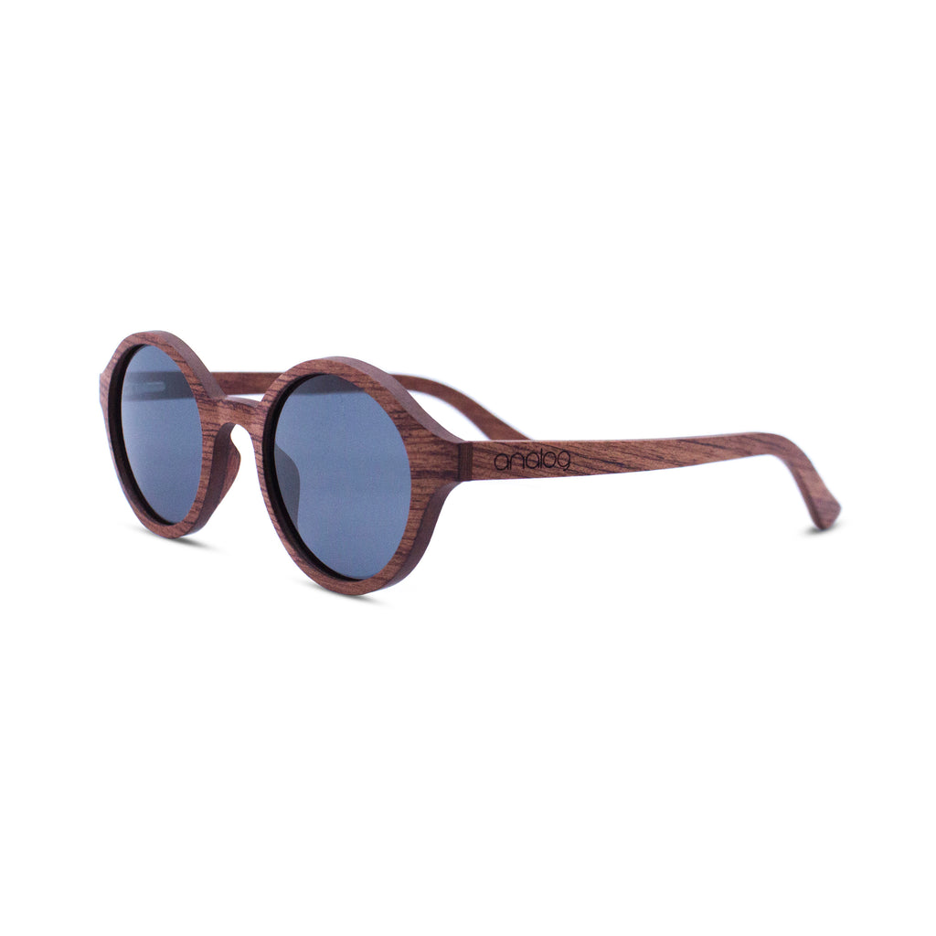 Kacie Wood Sunglasses - Analog Watch Co.