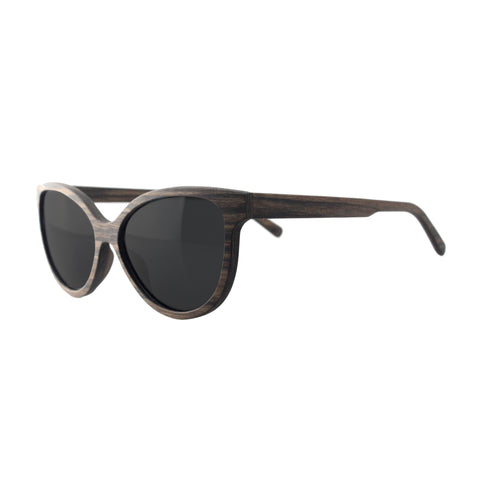Layla Wood Sunglasses