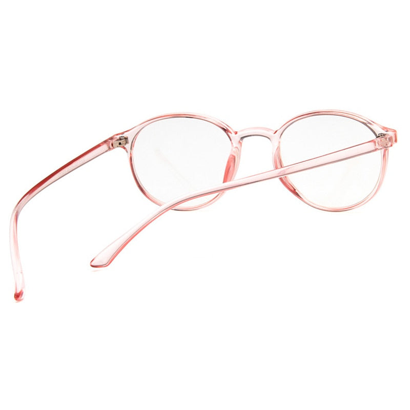 Pink - Unisex Blue Light Filtering Glasses - Analog Watch Co.