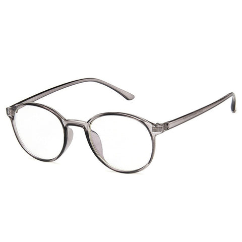 Clear Gray - Unisex Blue Light Filtering Glasses - Analog Watch Co.