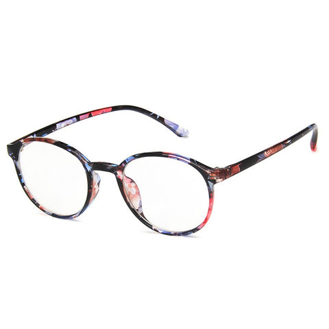 Floral - Unisex Blue Light Filtering Glasses - Analog Watch Co.