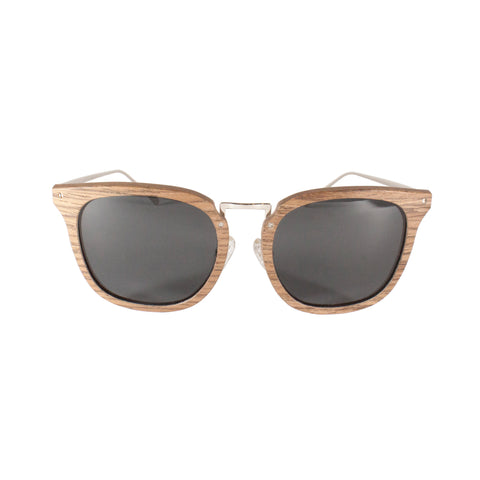 Quinn Wood & Metal Sunglasses - Analog Watch Co.