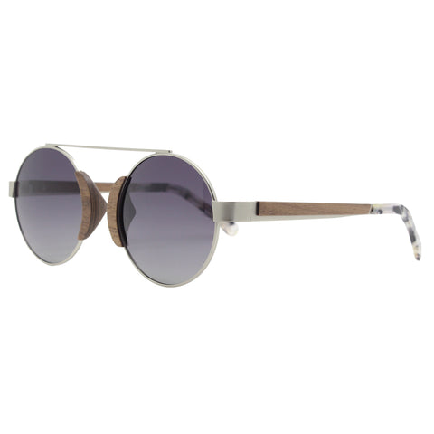 Arlo Wood & Metal Sunglasses - Analog Watch Co.