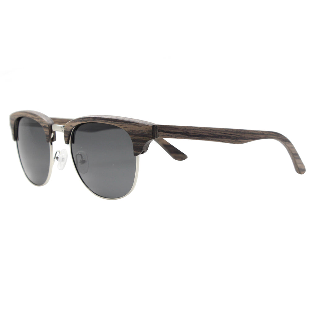 Buddy Wood & Metal Sunglasses - Analog Watch Co.