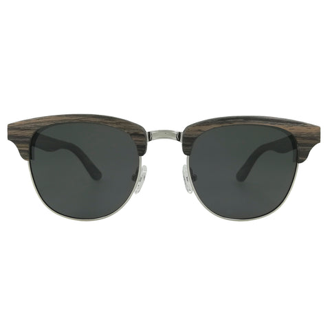 Buddy Wood & Metal Sunglasses