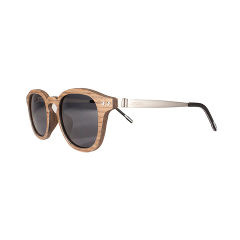 Wade Wood & Metal Sunglasses - Analog Watch Co.