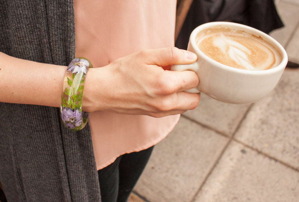 Whimsy Grove Botanist Cuff - Analog Watch Co.