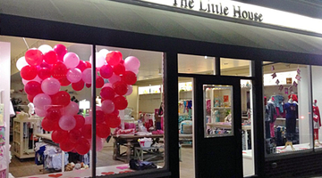 STORE OF THE MONTH: THE LITTLE HOUSE IN FAIRWAY KANSAS!