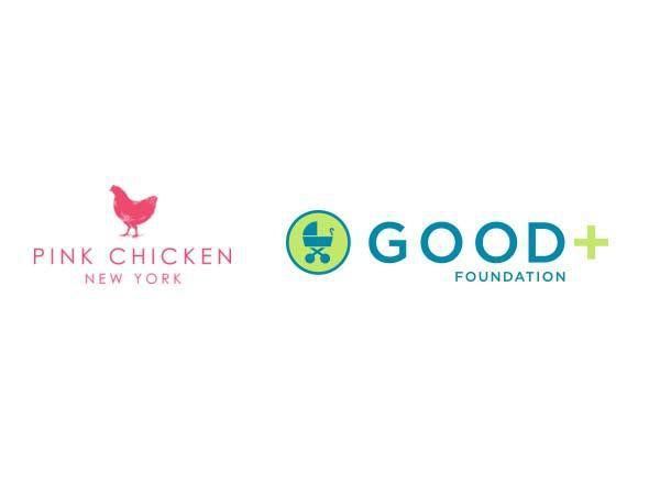 PINK CHICKEN / GOOD +