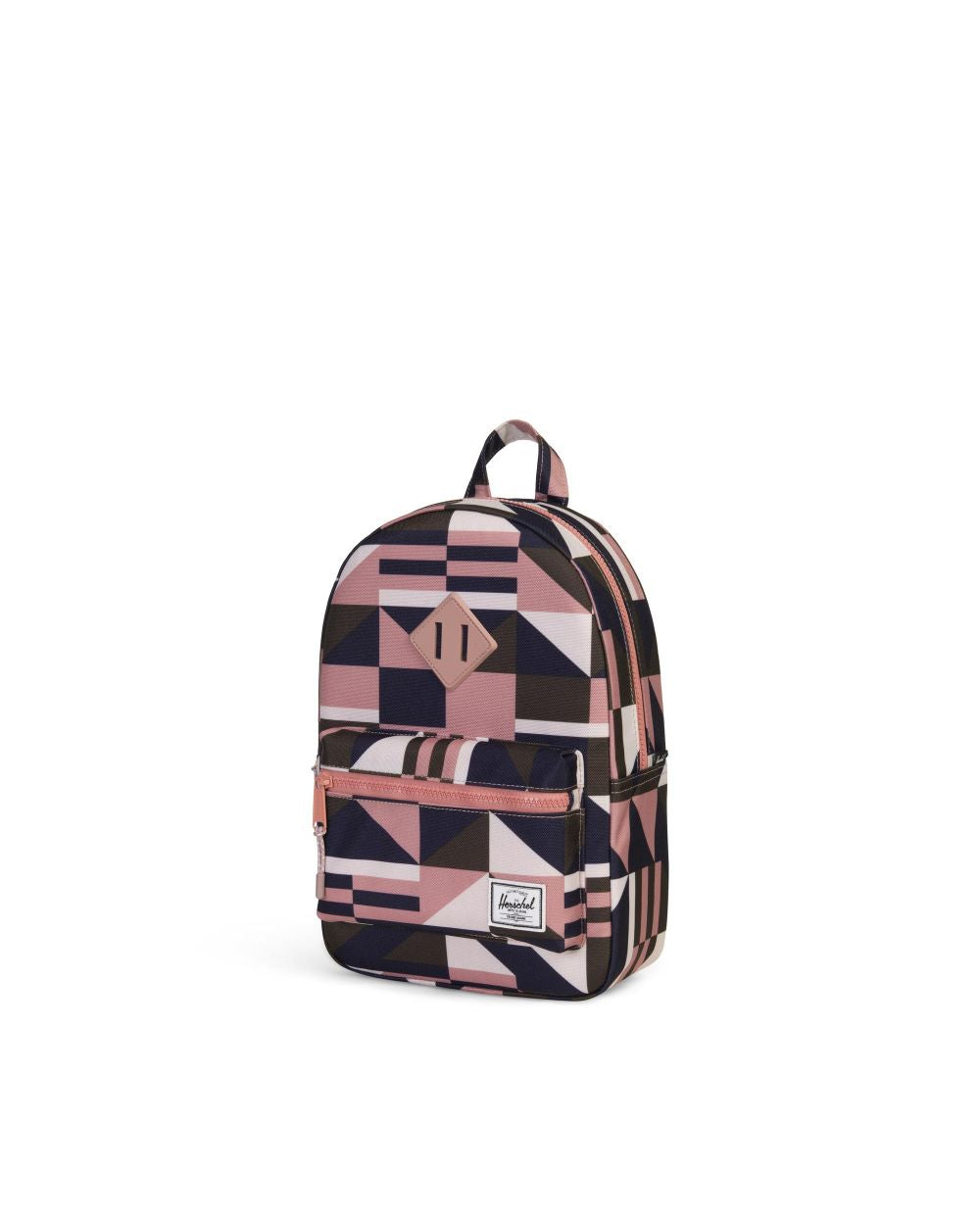 Pink Chicken Herschel Backpack Ash Rose Geo