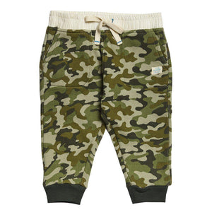 Pink Chicken Beckett Pant 3/6m green camo - 17fbrn218d