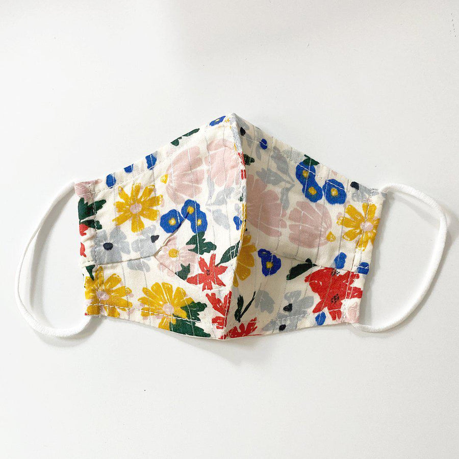 Pink Chicken Women's Face Mask - Ditsy Floral OS multi floral