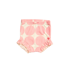 Pink Chicken Organic Diaper Cover XS/S mellow rose oversized dot