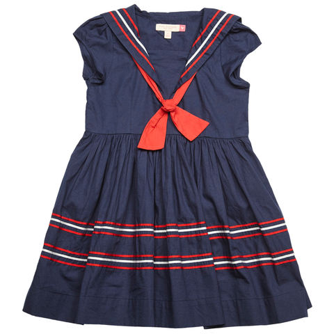Sally Sailor Dress